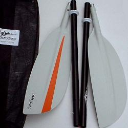 4-Piece Recreational Kayak Paddle