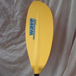 Cannon Wave 2-Piece Aluminum Shaft kayak paddle