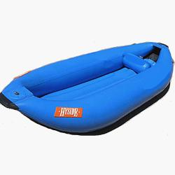 Hyside Padillac K1 Solo Inflatable Kayak