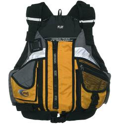 MTI Play Type III kayak lifevest