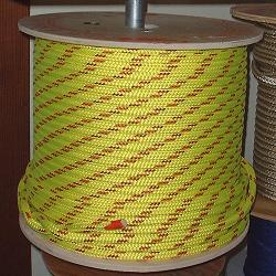New England Floating 11mm Water Rescue Rope, 600 foot full roll